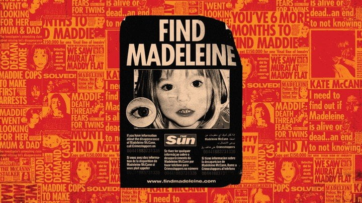 Missing Madeleine