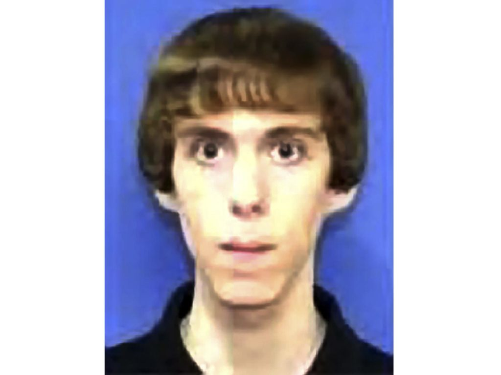 Picture of Killed student.