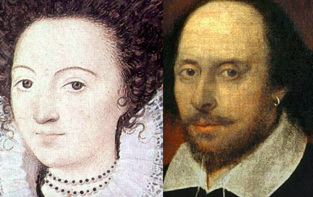 was Shakespeare a woman
