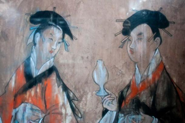 drinking culture in ancient China