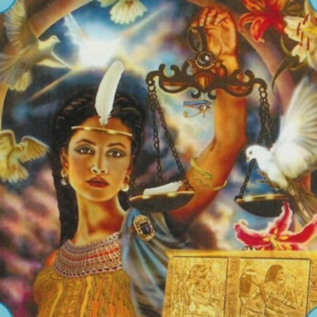 maat as embodiment of justice