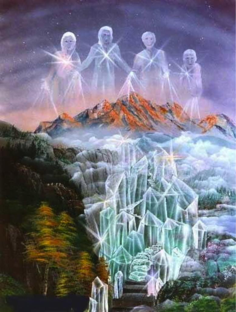 Mythical Significance of the Mountain