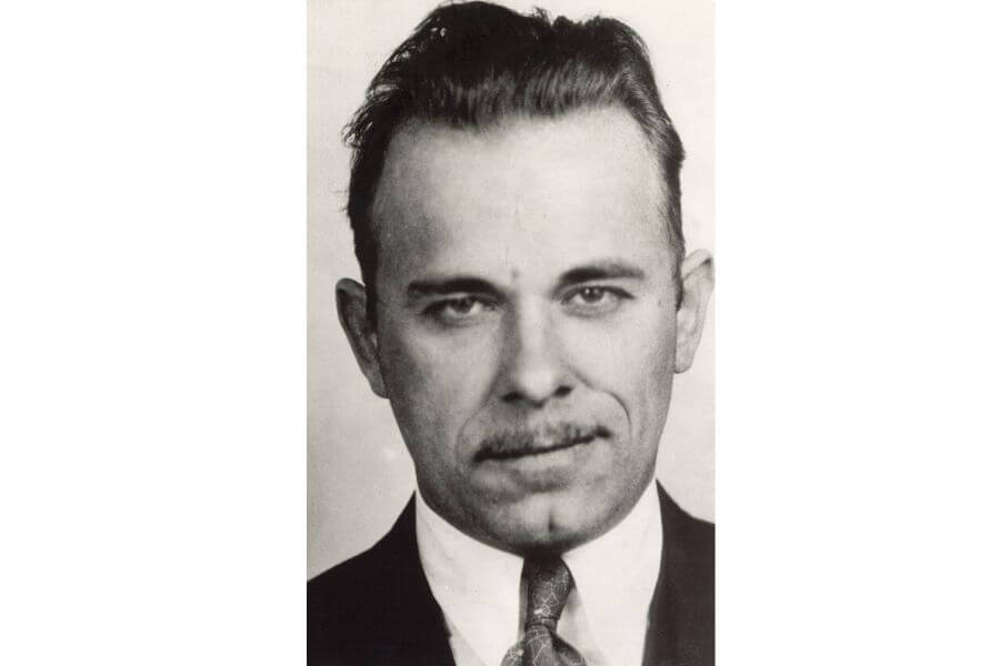 WAS IT JOHN DILLINGER WHO GOT KILLED AT THE NIGHT OF JULY 22nd, 1934?