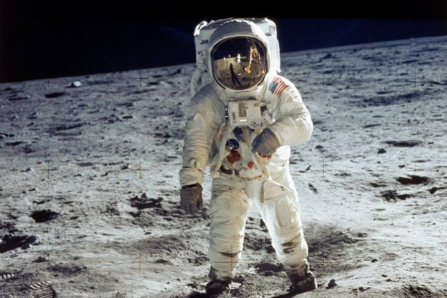Did Astronauts See Something Mind-boggling On The Moon?
