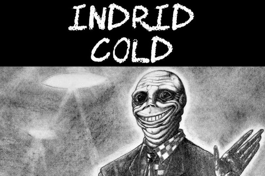 Who Is Indrid Cold?