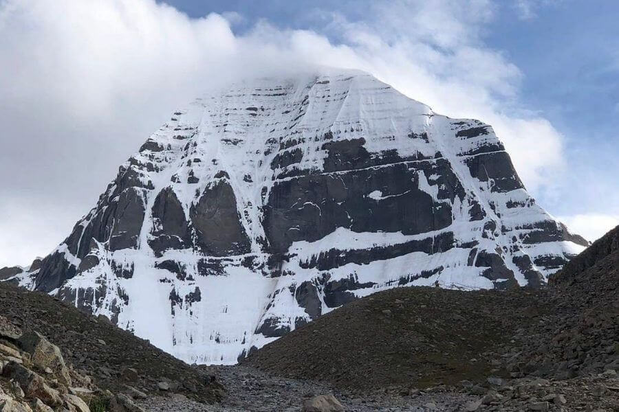 Mystery Of Mount Kailash's Geology: Man-made Pyramid?