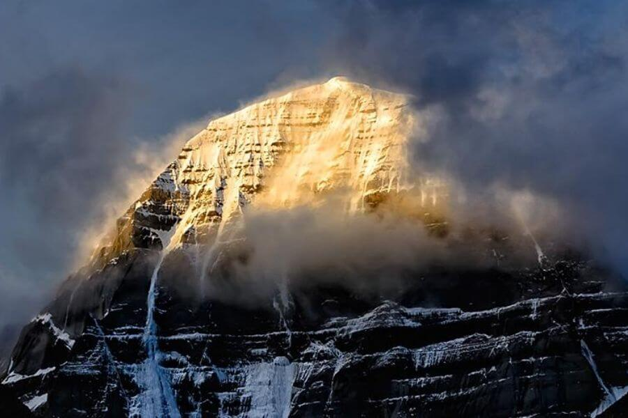 Unconquered Beauty Of Mt. Kailash, But Why So?