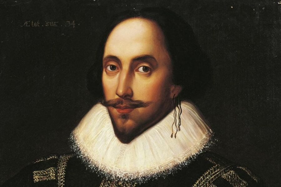 She Was Shakespeare